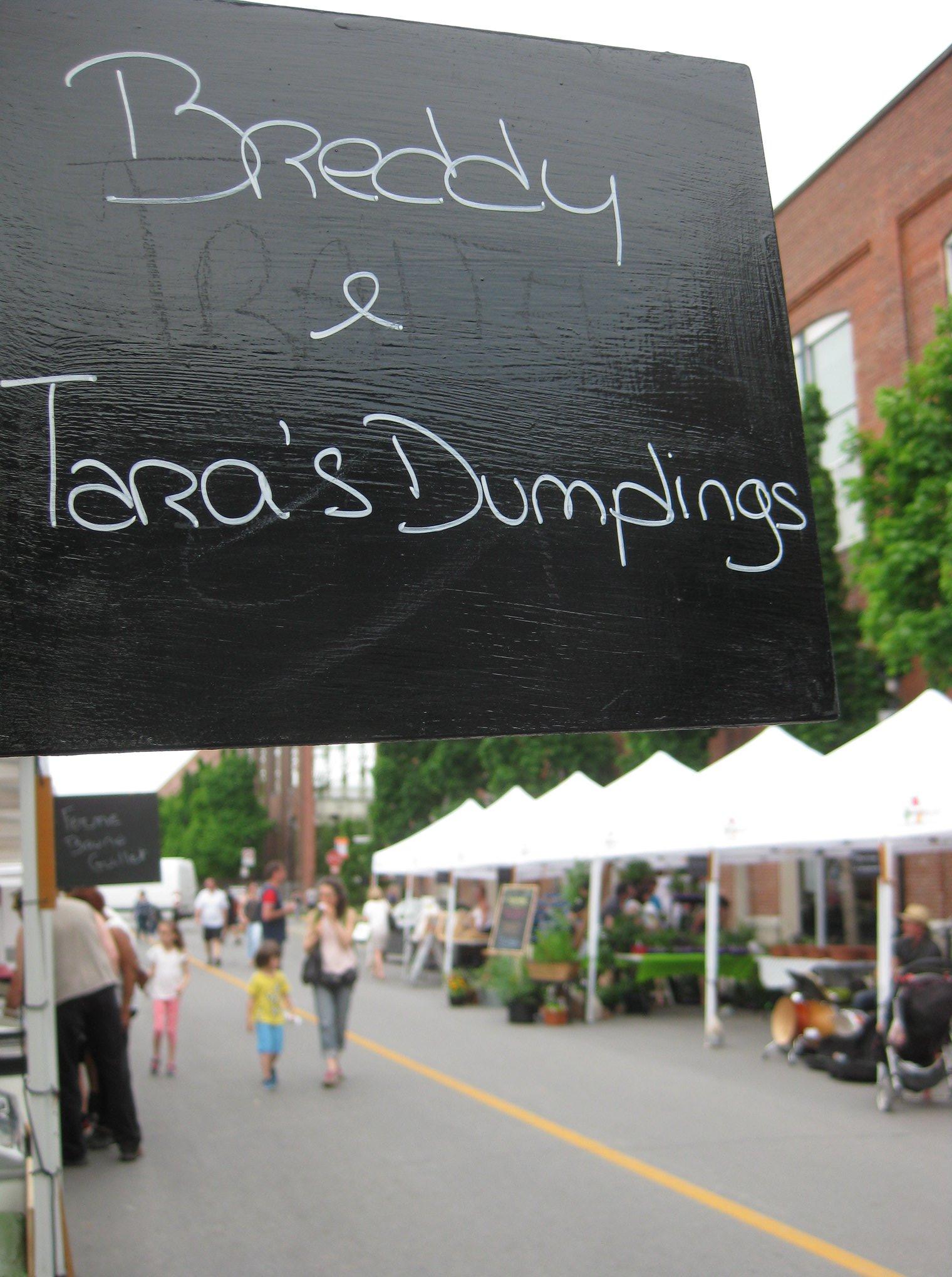 breddy et tara dumplings